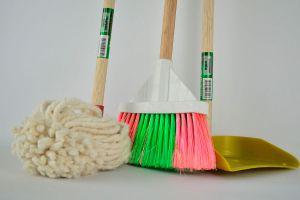 Porductos de limpieza para hogares y oficinas