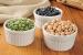 Como evitar que los garbanzos, porotos  y habas resulten indigestos
