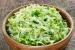 Cómo preparar una ensalada de col