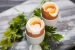 Cómo cocinar huevos mollets