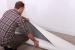 Cómo instalar suelos de linóleo