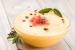 Cómo cocinar una sopa de melón