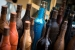 Cómo Forrar Botellas con papel imitando Cuero