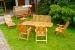 Cómo recuperar y mantener los muebles de jardín