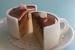 Como hacer una minitorta con forma de café