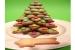 Cómo hacer un Postre para Navidad con forma de Pino
