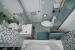 Cómo aprovechar el espacio en un baño pequeño