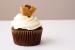 Cómo hacer Cupcakes de Galletas Snickerdoodle