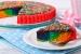 Cómo hacer un Pastel Infantil Colorido